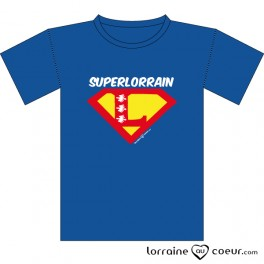 T-shirt enfant - Superlorrain