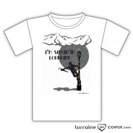 T-shirt - I'm Singin'In Lorraine
