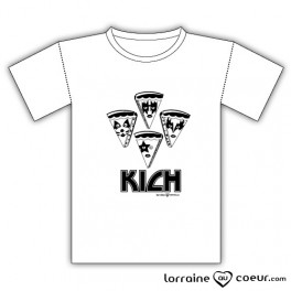 T-shirt - K.I.C.H hard rock
